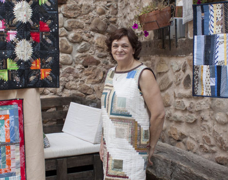 Pilar Mesones, creadora de UnaOcaLoca