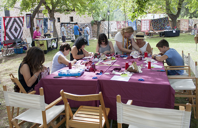 Fiesta de las Almazuelas Colgadas, Pradillo de Cameros (La Rioja) 26 de agosto de 2017