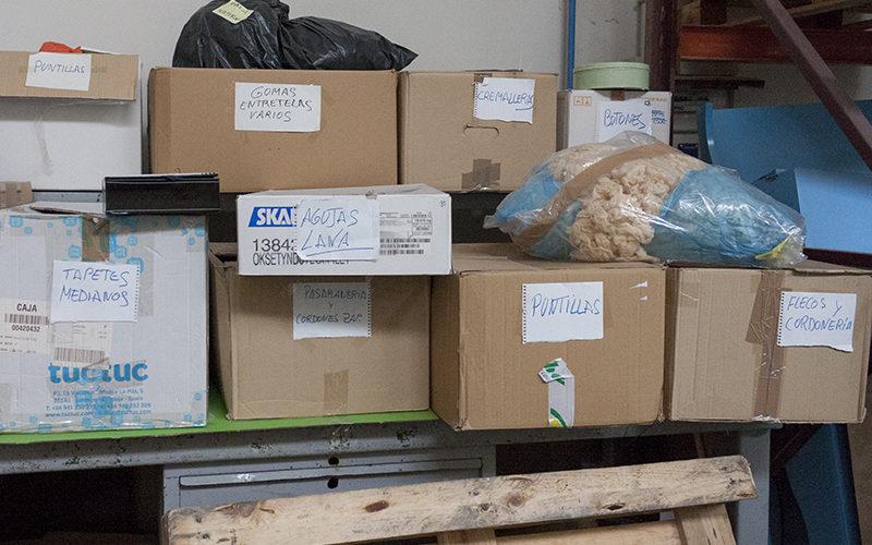 aRopa2, empresa de inserción aragonesa dirigida a la reutilización de ropa