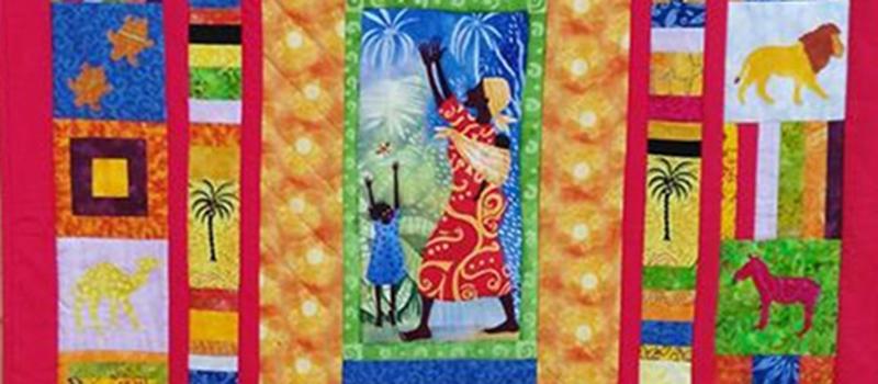 expo quilts ainaga Feria Tendencias Creativas, del 1 al 4 de febrero de 2018 en el BEC (Barakaldo, Vizcaya)