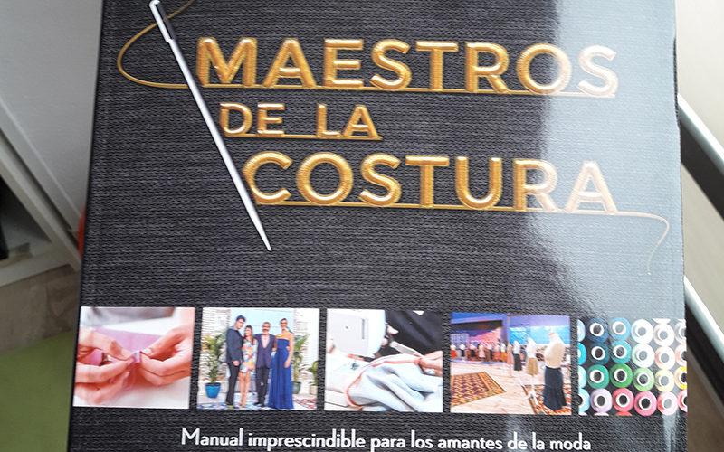 Agotada en 24 horas la primera edición del libro de Maestros de la Costura