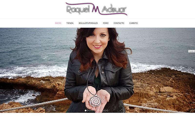 Raquel M Adsuar, en Creativa Valencia 2018