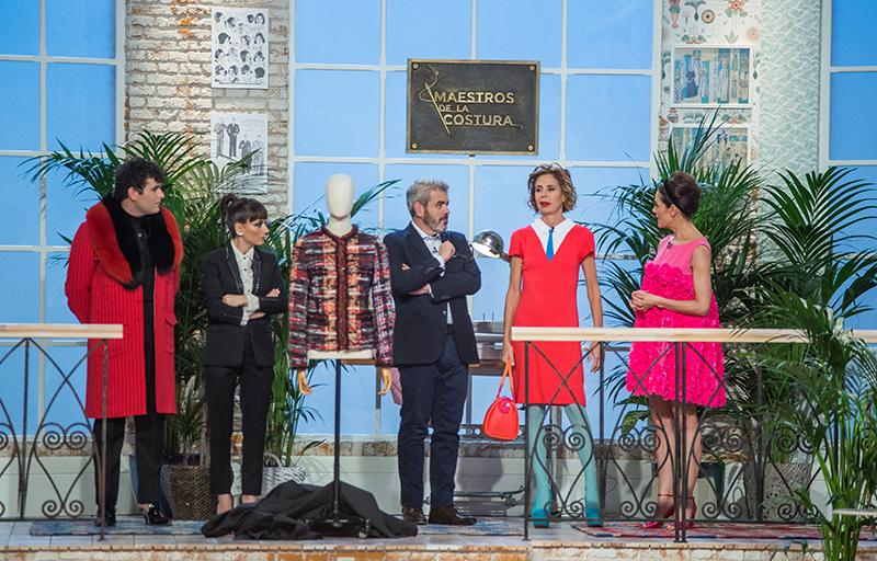 Maestros de la Costura 6 con Agatha Ruiz de la Prada