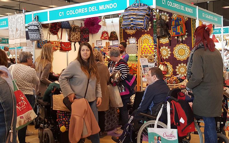 Colores del Mundo 8º Feria Creativa Zaragoza
