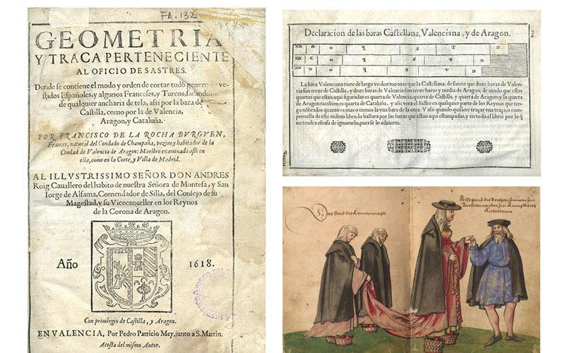 El Museo del Traje expone un tratado de sastrería de 400 años