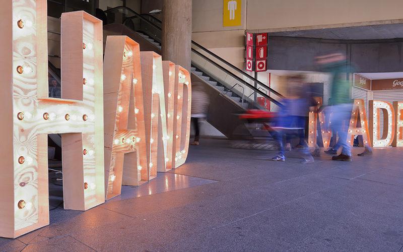 Quinta edición de Handmade Festival Barcelona 2018-2