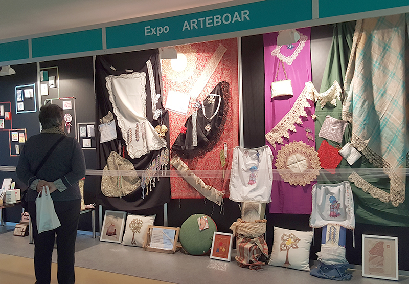 expo arteboar 8º Creativa Zaragoza