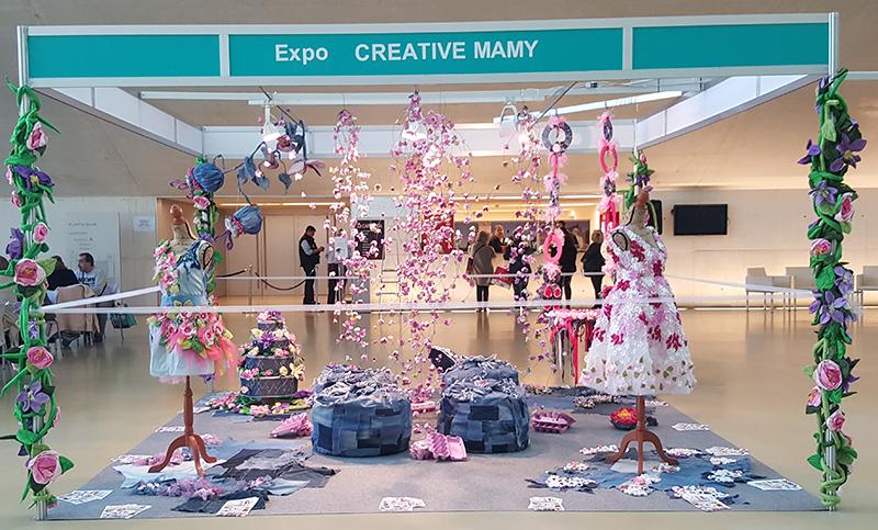 expo creative mami 8º Creativa Zaratoza