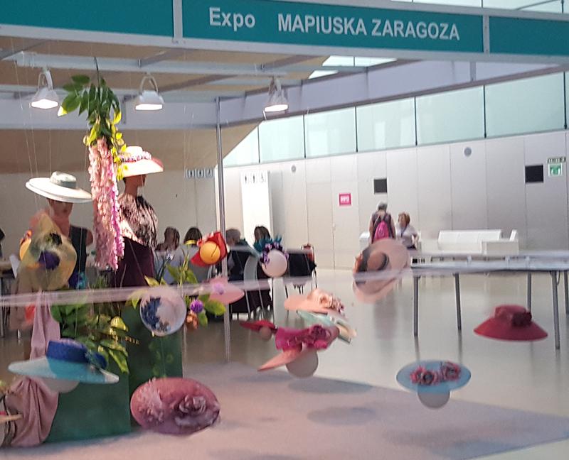 expo mapiuska zaragoza en la 8º Creativa Zaragoza
