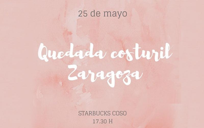 «Quedada costuril» en Starbucks Coso el viernes 25 de mayo de 2018