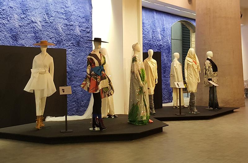 Pertegaz, Moda y Arte, Expo de la Aragón Fashion Week 2018