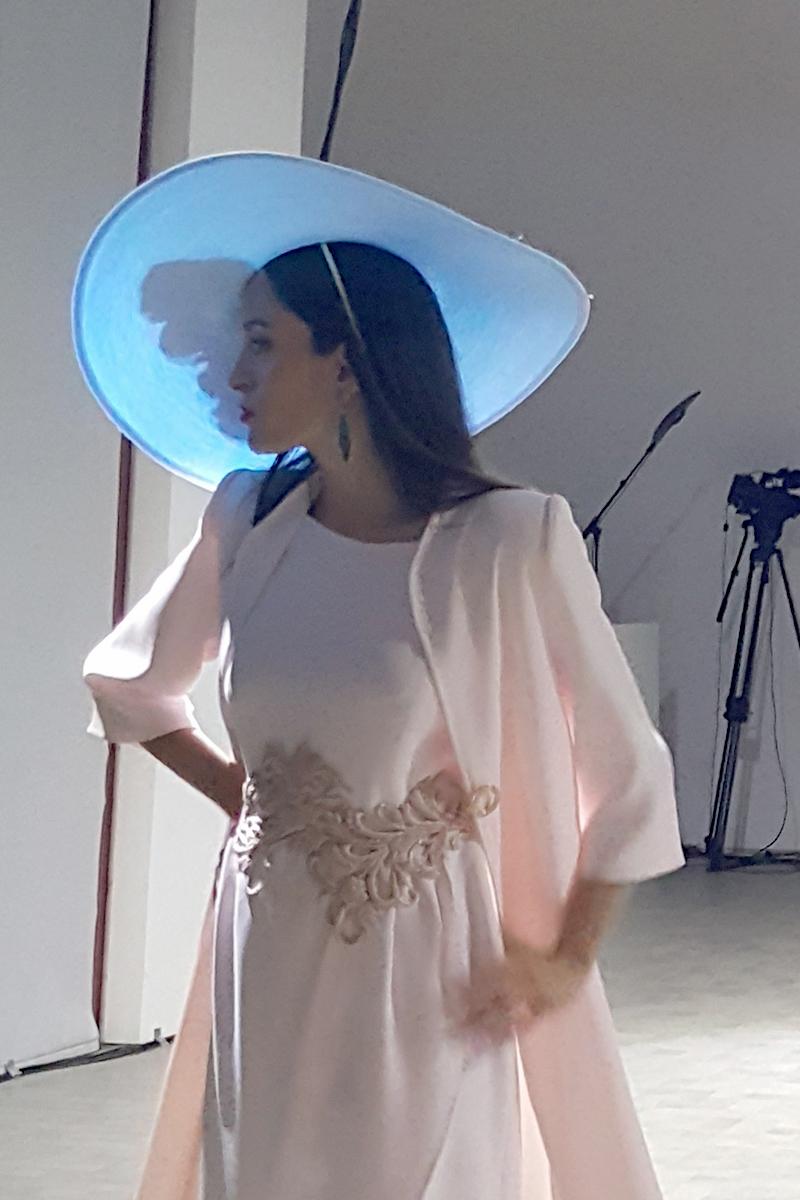 Cantonada Atelier. Desfile de Comercios Aragoneses en la I Aragón Fashion Week 2018