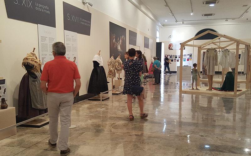 Moda y Vida, 200 años de indumentaria aragonesa en el Museo de Zaragoza