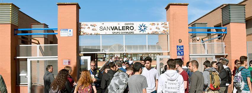 Centro San Valero de Zaragoza