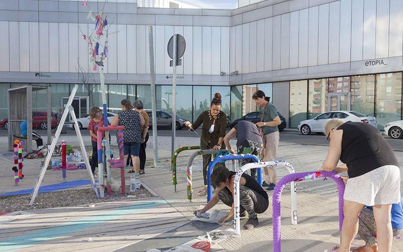 ZGZ y Punto en Innovate Citizen, festival de cultura maker, DIY y sostenibilidad.