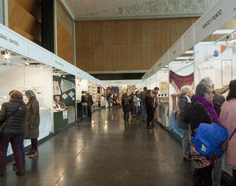 XXIV Encuentro de Encaje de Bolillos de Zaragoza 2017