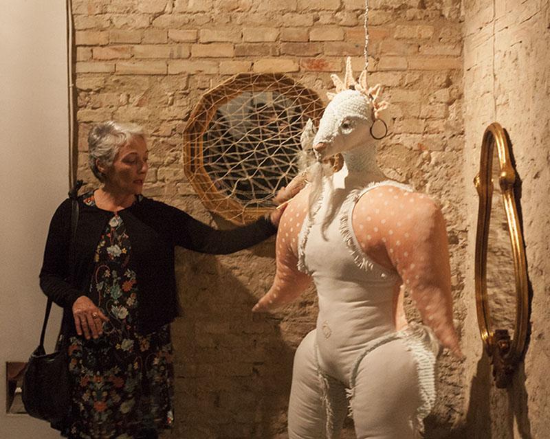 Segunda edición de Hilaku. Inauguración en el Centro de Artesanía de Aragón el día 8 de noviembre de 2018. Está hasta el día 30 de noviembre de 2018.
