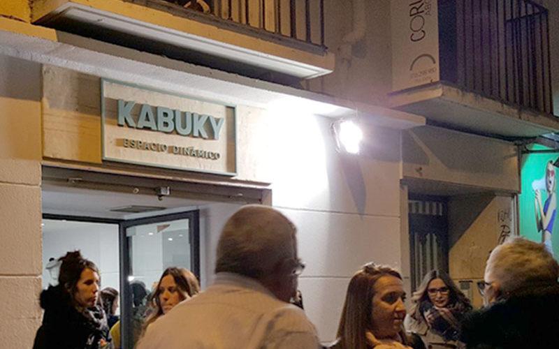 Curso de atrapasueños de ganchillo y trapillo en Kabuky Shop