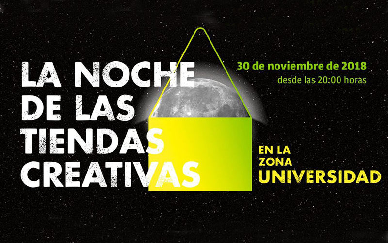 III Noche de las Tiendas Creativas Universidad