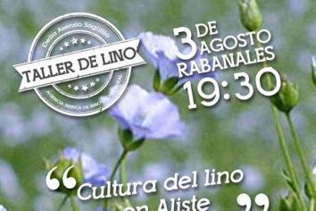Rabanales rinde homenaje a la cultura del lino