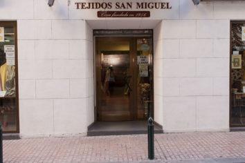 La zaragozana Tejidos San Miguel cumple sesenta años