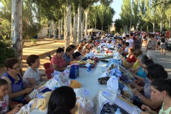 150 encajeras se dan cita en Ciudad Real