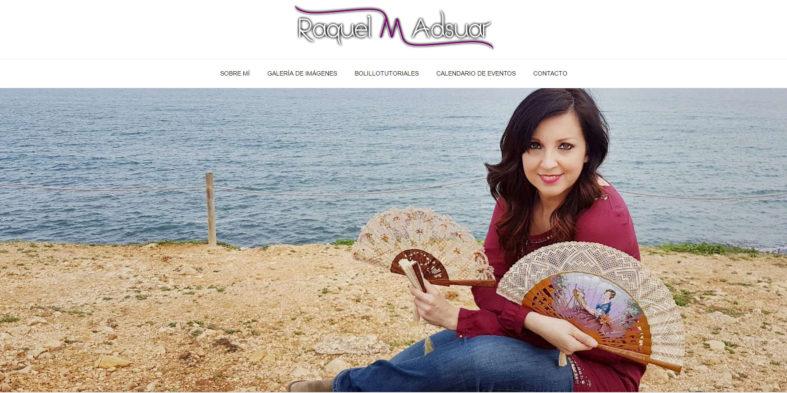 Creativa Barcelona recibe a la gurú del bolillo Raquel M. Adsuar