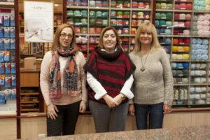 La mercería Novedades París cumple 50 años en el centro de Zaragoza