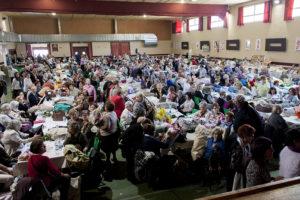Encuentro de bolillos de Alfajarín (Zaragoza)