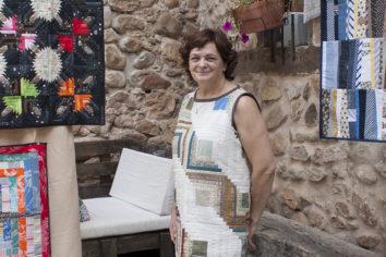 Almazuelas Colgadas (II): Marga Barrio y la reutilización textil