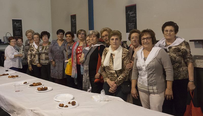 Encuentro de Encajeras de Remolinos (Zaragoza) 29 de octubre de 2017.