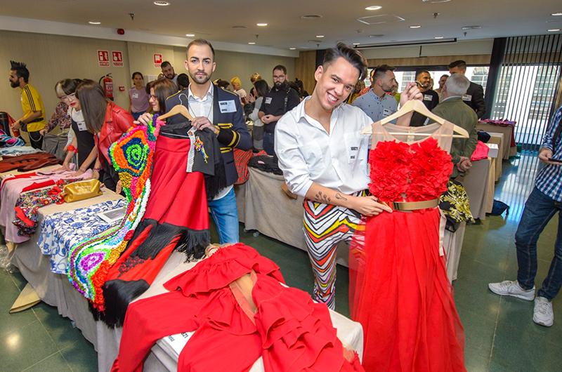"""Casting en Madrid de """"Maestros de la Costura"""", de RTVE"""
