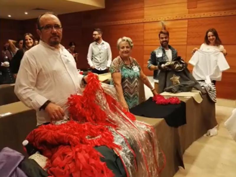 Maestros de la Costura, talent show de RTVE (en Sevillla)