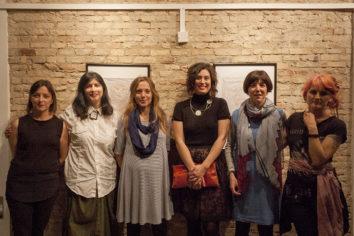 Primera Muestra de Arte Textil en Zaragoza