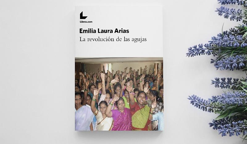 """Portada del libro """"La revolución de las agujas"""""""