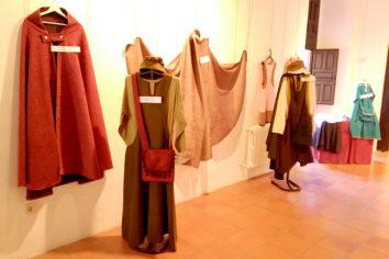 Taller Costura Medieval en Ágreda (Soria)