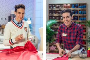 Vicente y Sergio, los gemelos de Maestros de la Costura fundadores de la marca de ropa de Rives Brothers