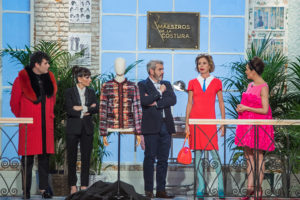 Ágatha Ruiz de la Prada y Custo Barcelona, en Maestros de la Costura
