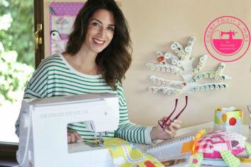 Lucía McWeeny, youtuber autora de Coser Más Fácil y Más by Menudo Numerito