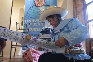Arranca el 5º Festival de Textiles de México