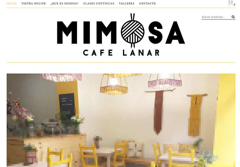 Mimosa cafe lanar