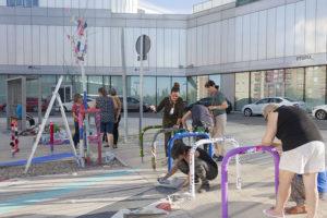 Acción y concienciación en torno al textil en Innovate Citizen (Etopia)