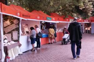 La feria de Artesanía del Pilar (Zaragoza), del 6 al 14 de octubre de 2018