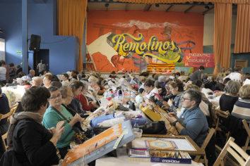 VIII Encuentro de Bolillos de Remolinos (Zaragoza)