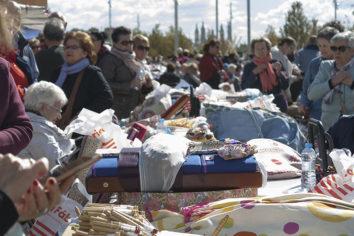 XXV Encuentro de Bolillos del Pilar (Zaragoza)
