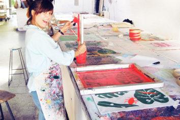Cursos textiles de la Asociación Profesional de Artesanos de Aragón