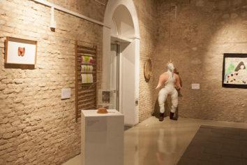 Hilaku, muestra de arte textil de Zaragoza, arranca su segunda edición en el Centro de Artesanía de Aragón