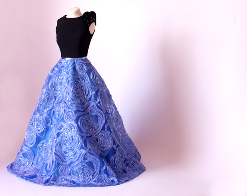 Diseño de Armando, creador de Skarlett Costura. Foto: Skarlett Costura