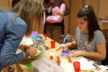 2.500 personas participan en los talleres de HFP