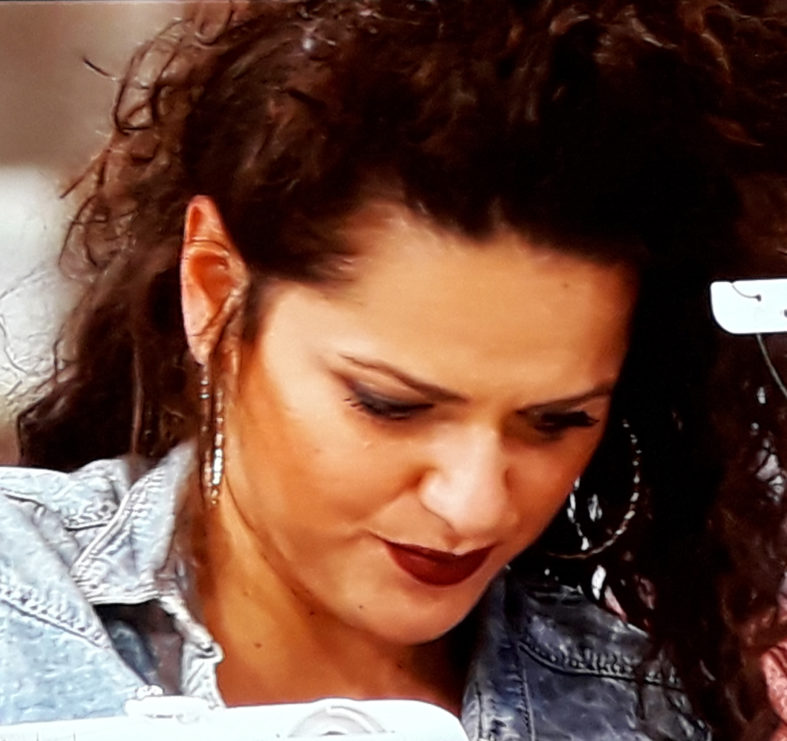 Saray, tercera expulsada en Maestros de la Costura II